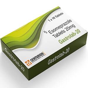 Gastrotab-20 - Carton