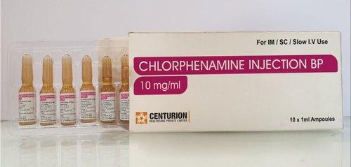 Chlorphenamine Injection BP