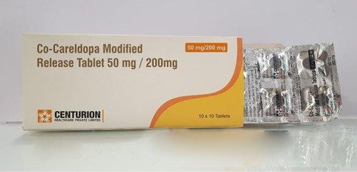 Co CarelDopa Modified Release Tablets 50mg / 200mg