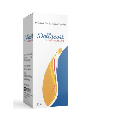 Deflazacort Oral Suspension 6mg per 5ml