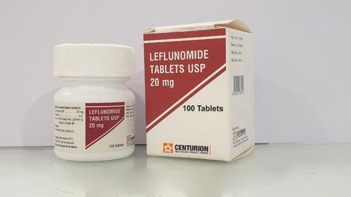 Leflunomide Tablets Usp 20 Mg