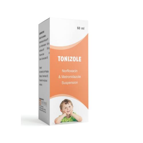 Norfloxacin & Metronidazole Suspension