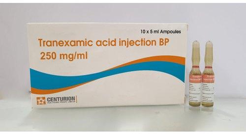 Tranexamic Acid Injection BP 250mg