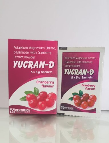 Cranberry Extract with Alkalisers in Powder