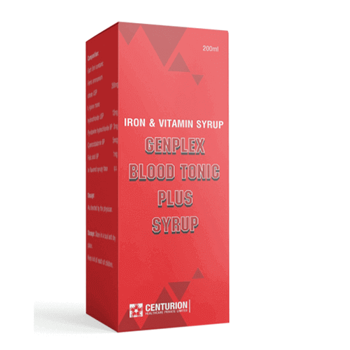 Genplex Blood tonic syrup