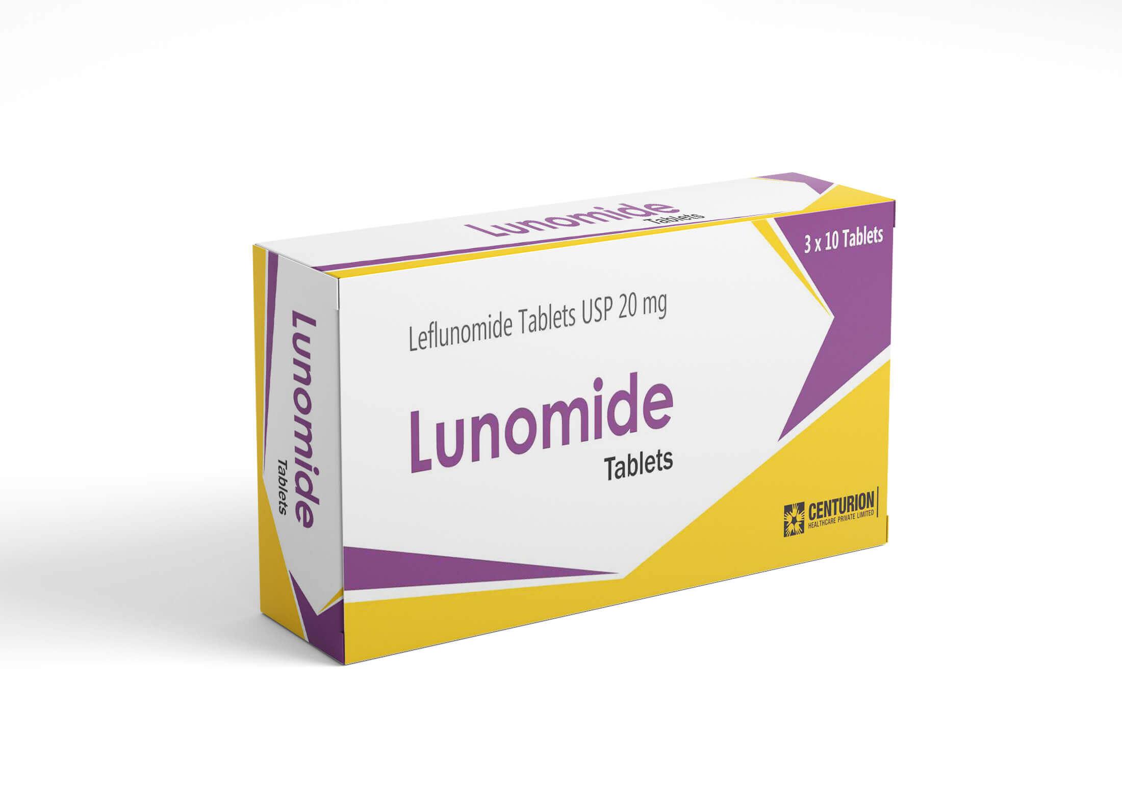 Leflunomide Tablets USP