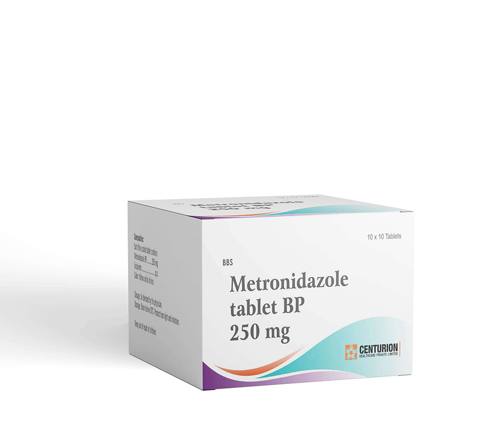 Metronidazole tablets 250mg