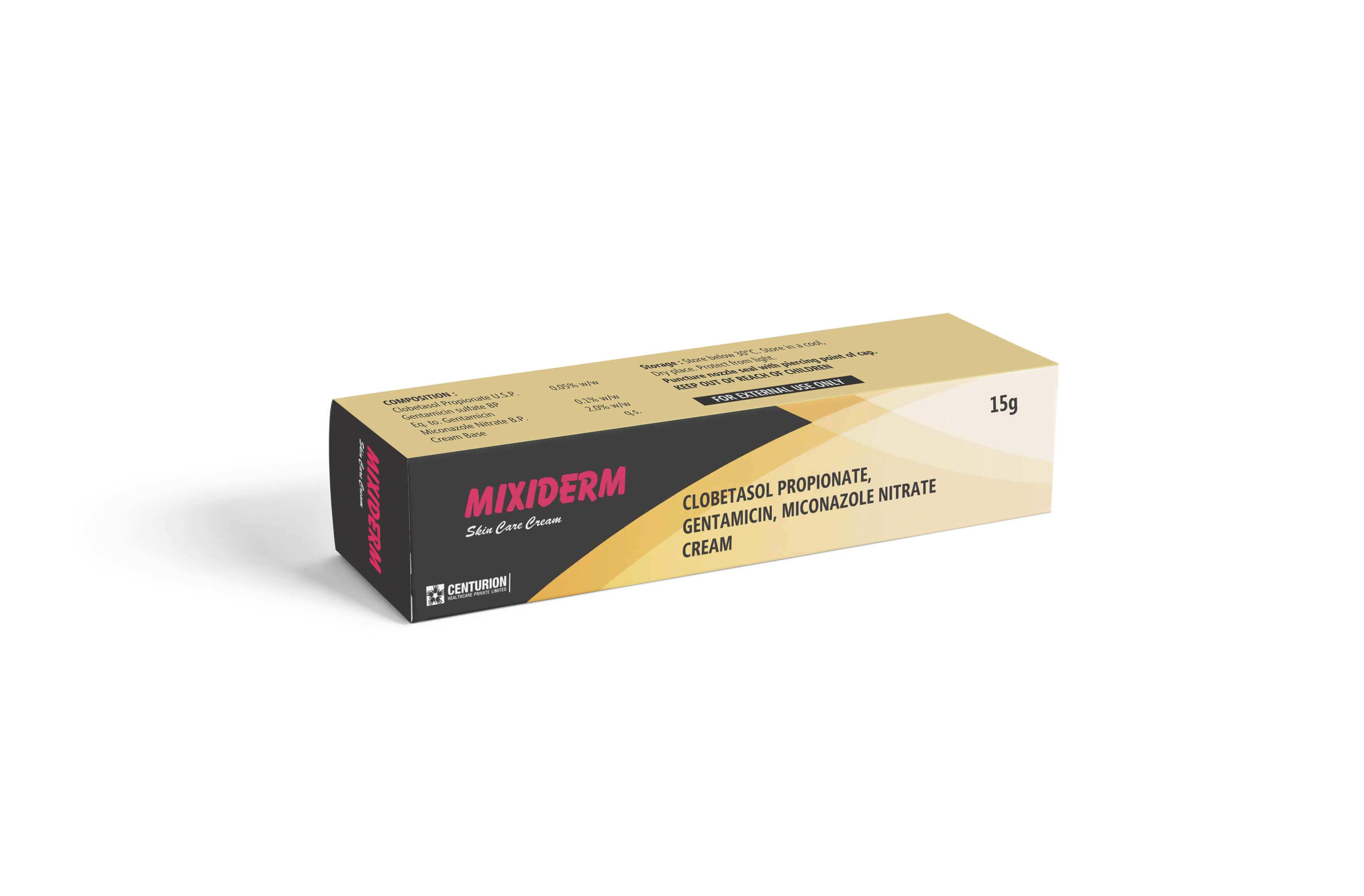 Mixiderm Cream