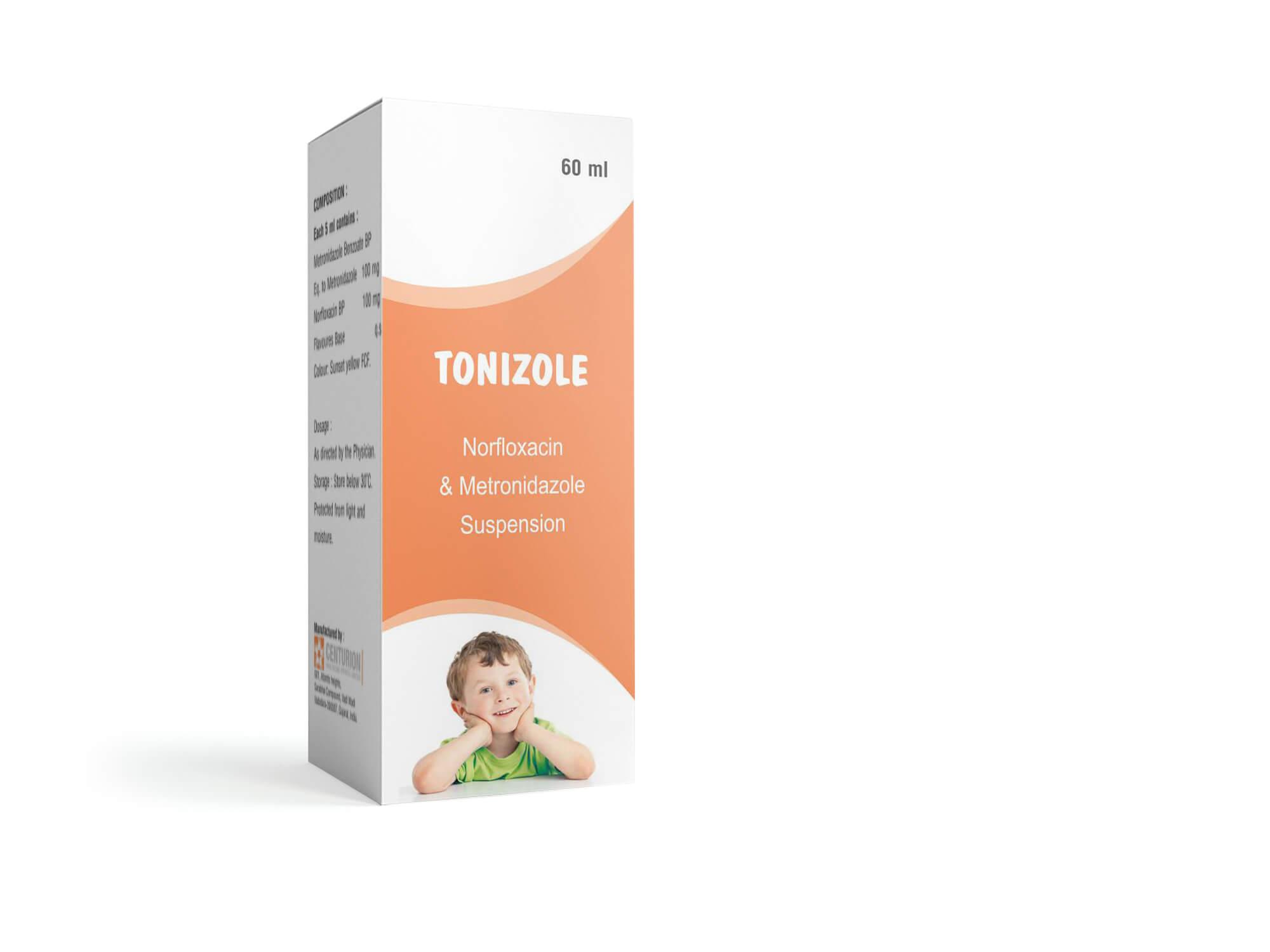 Tonizole Suspension